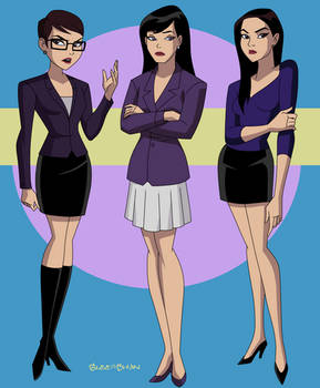 The Redesigns of Lois Lane