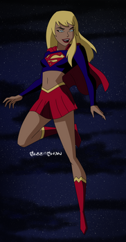 Supergirl's New Costume