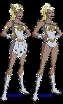 Queen Hippolyta as Wonder Queen