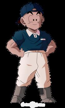 Kuririn's 90s Mondo Cool Threads