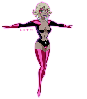 Star Sapphire - Lily
