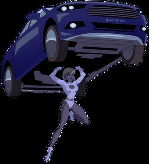 Galatea Hates Cars