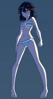 Ryuko's Undies