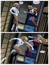 Why Galatea Sucker Punched Supergirl