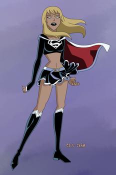 Dark Supergirl