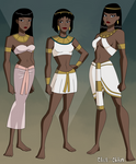 Ancient History Egyptains by Glee-chan