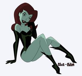Poison Ivy Tease
