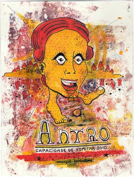 ANTRO by Demencia