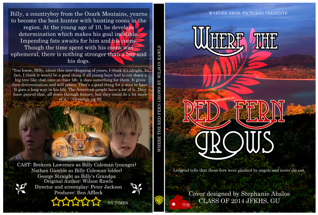 5 paragraph essay on where the red fern grows