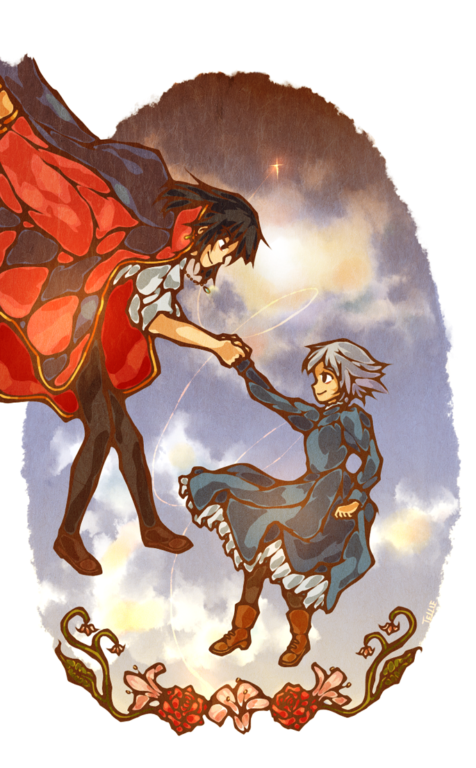 Howl's Moving Castle by tellie-tale