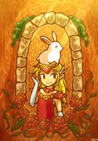 Hyrule's Princess by tellielz