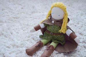 Legolas doll by lemosart