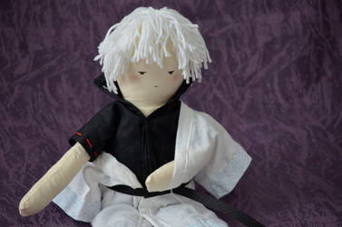 Gin-san doll by lemosart