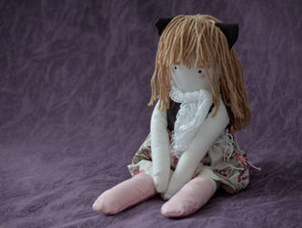 Mioko doll by lemosart
