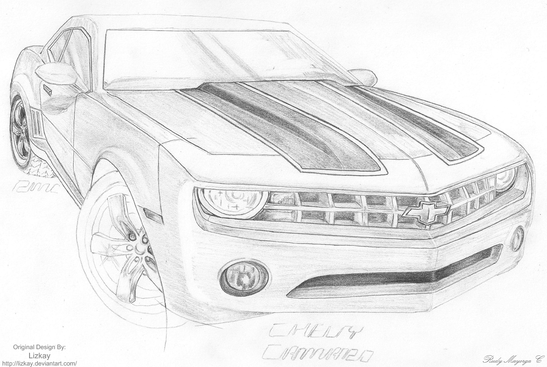 Chevy Camaro 2010 RS by rudymayorga on DeviantArt