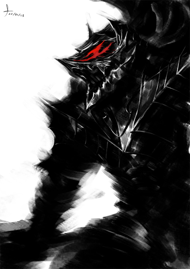 Berserker Armor by Lutherniel