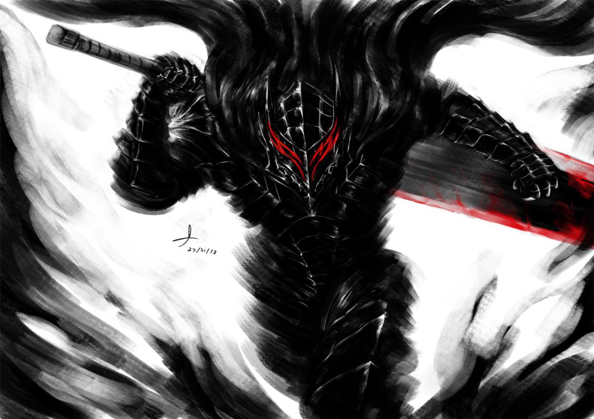 Berserker Armor 03 by Lutherniel