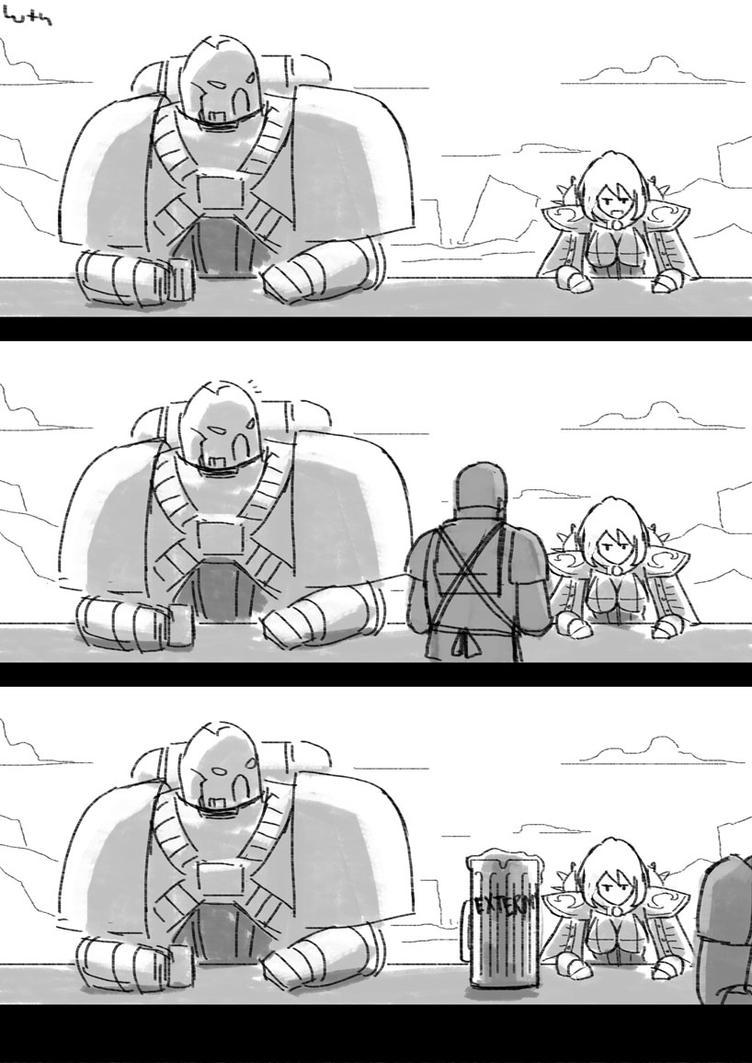 Warhammer 40k Memes | Page 212 | Warhammer 40,000: Eternal ...