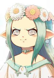 Commission - FFXIV Character Portrait 2