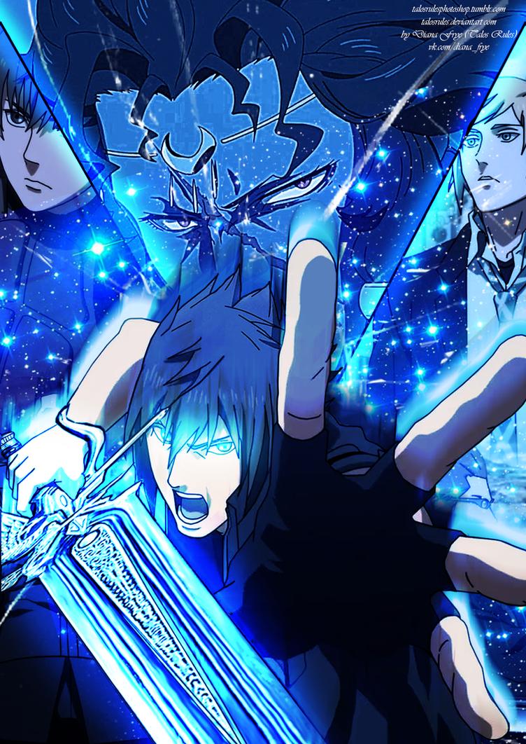 Final Fantasy XV by TalosRules