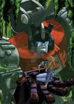 Dinobot Hunt 4 Cover