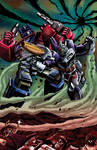 Time Wars 5 Cover