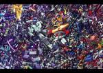Transformers Mega Litho AGAIN