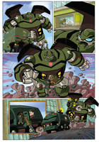 Transformers Animated 4 pg 5 by LiamShalloo