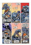 Retro Transformers Smackdown