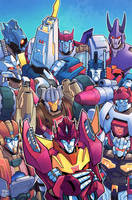 Transformers Lost Light Crew MTMTE Cover by LiamShalloo