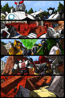dw transformers comic page 8 by LiamShalloo