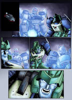 Kup Spotlight page by LiamShalloo