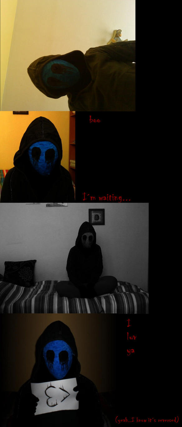 Eyeless Jack cosplay by mio-san13
