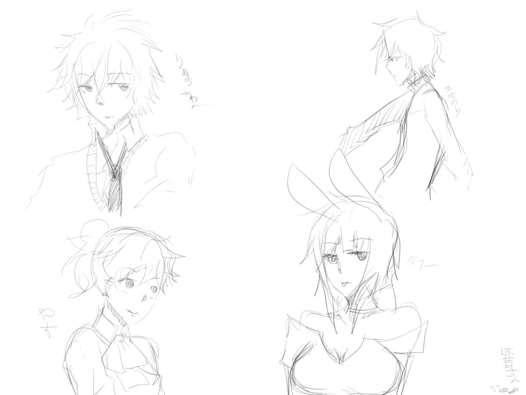 sketches13513 by mio-san13