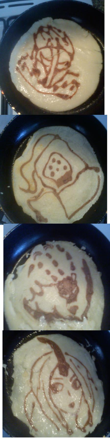 LoL pancakes by mio-san13