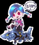 mini LoL #5- Jinx