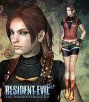 RESIDENT EVIL DC: CLAIRE REDFIELD