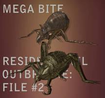 RESIDENT EVIL OUTBREAK - MEGA BITE by KitMartin