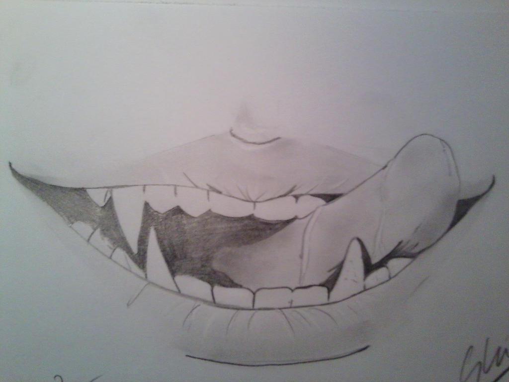 """Képtalálat a következőre: """"manga vampire mouth"""""""