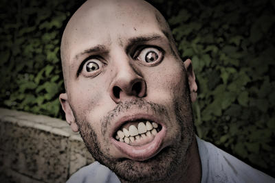 When I search zombie on Google images by 2no1self