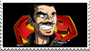Angry Joe Stamp2 by Demoncherry