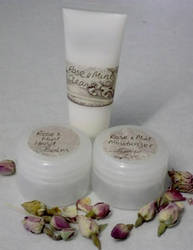 Rose and Mint Cosmetics
