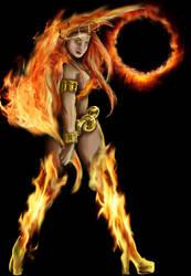 Helios by Demoncherry