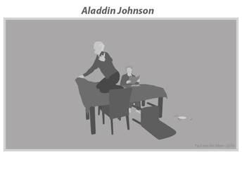 Aladdin Johnson by drDompelpomp
