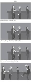Flirting by drDompelpomp