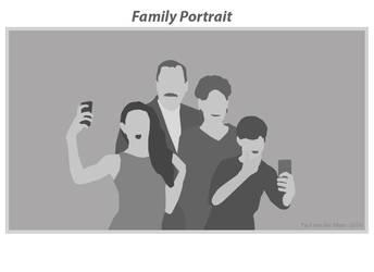 Family Portrait by drDompelpomp