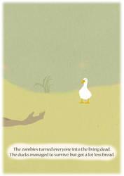 Duck Apocalypse by drDompelpomp