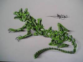 ...The Drow is a Lizard by Le-Drow
