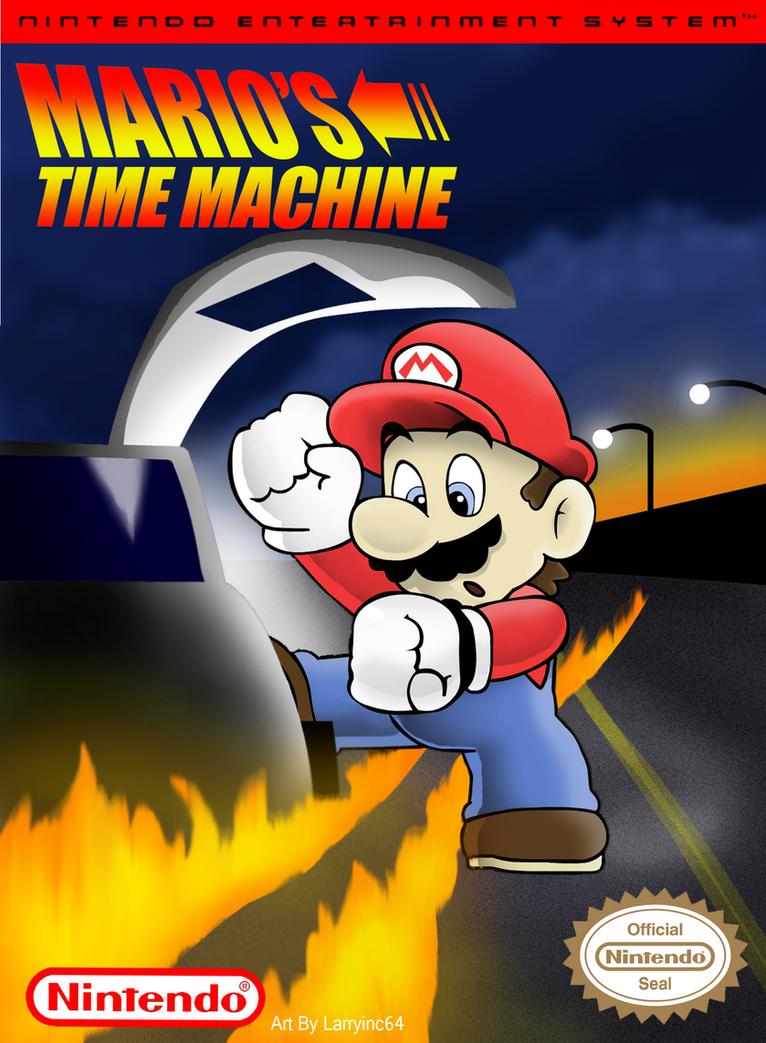 mario time machine