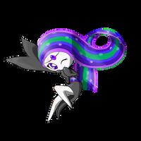 Tori the Rainbow Meloetta (Aria Form)